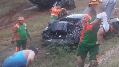 Photo of Agentes de la COMIPOL salvan vida a bebé en triple choque en Autovía del Este