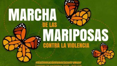 Photo of Inicia Marcha de las Mariposas contra la violencia hacia la mujer