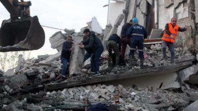 Photo of Siete muertos y unos 260 heridos en terremoto de magnitud 6,4 en Albania