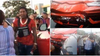 Photo of Omega choca su Lamborghini Urus