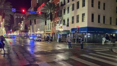 Photo of Tiroteo deja al menos 10 heridos en Nueva Orleans, Estados Unidos