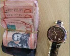 Photo of Hombre es arrestado tras el despojo de dinero y un reloj a una mujer en Sánchez