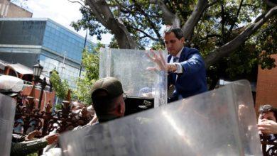 Photo of Guaidó dice que chavismo asesinó la República al elegir a jefe del Parlamento