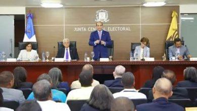 Photo of La JCE recibió 11,350 lectores de huellas para elecciones municipales