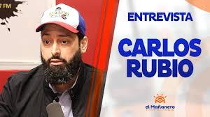 Photo of Carlos Rubio – Enfr3nta Periodista La Llama Intermediario de Cesar !
