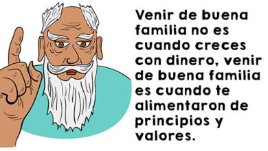 Photo of 19 frases de valores familiares