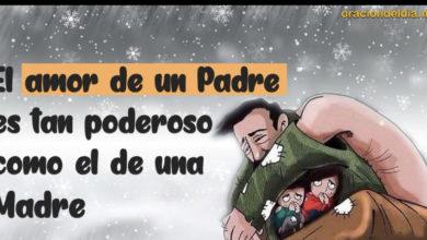Photo of EL AMOR DE UN PADRE ES TAN PODEROSO COMO EL DE UNA MADRE