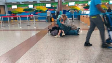 Photo of Cancelan 166 operaciones de vuelos en el aeropuerto de Las Américas por el coronavirus