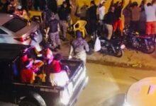 Photo of Novena noche PN detiene a más de 2,400 personas violaron toque queda