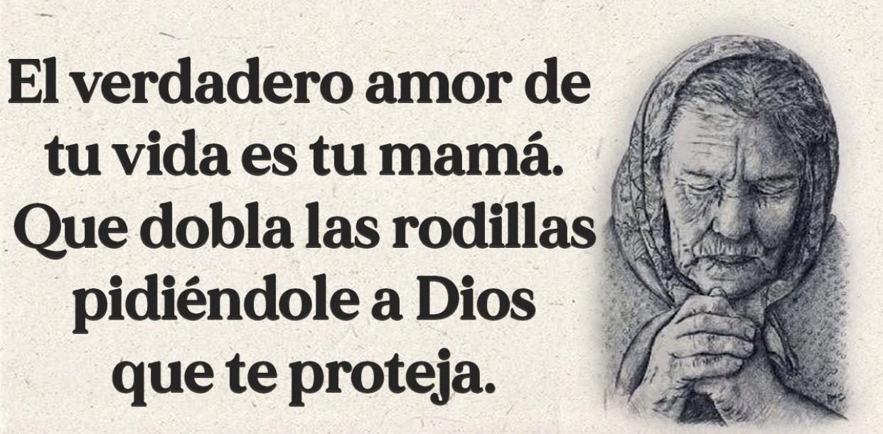 Photo of El verdadero amor es Mamá