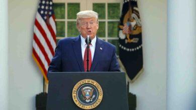 Photo of Trump informó que el pico de muertes por coronavirus en EEUU ocurrirá en dos semanas