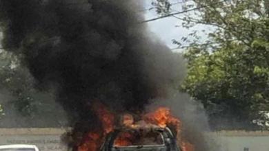Photo of Delegado PLD muere en recinto, tres heridos de bala en Azua, uno en Villa Mella y uno en y su vehículo quemado