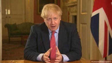 Photo of luego de dar negativo a coronavirus Boris Johnson es dado de alta