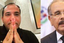 Photo of Salvador Holguín envía mensaje al presidente Danilo Medina; dice le ha dado un manejo selectivo, discriminatorio y politiquero al Covid-19 en el país