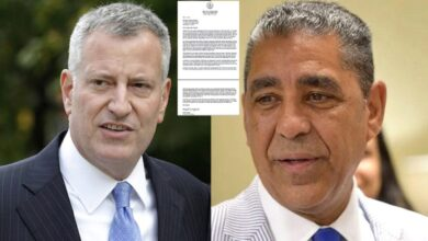 Photo of Bill de Blasio asegura NY estará disponible para elecciones dominicanas en julio