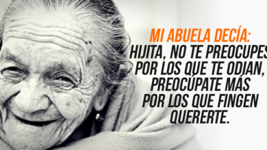 Photo of 15 frases de abuelas para aprender sobre la vida y el amor