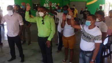 Photo of Dirigentes del BIS, PRSC y otros partidos, pasan al PRM en Palmar