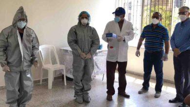 Photo of Plutarco Arias ofrece detalles de segundo hospital provisional que se está instalando en Villa Vásquez