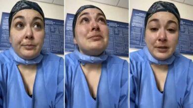"""Photo of Enfermera denuncia en hospitales NY """"están asesinando a latinos y negros"""""""