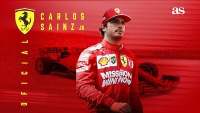 Photo of Carlos Sainz correrá con Ferrari a partir de 2021