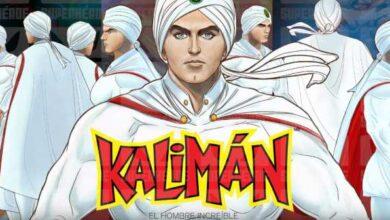 Photo of Kalimán fue creado en 1963 por Rafael Cutberto Navarro y Modesto Vázquez y lanzado a manera de serial radiofónico, transmitido por la RCN.
