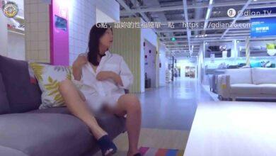 Photo of Mujer china arma escándalo al masturbarse en una tienda Ikea
