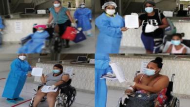Photo of Cuatro niñas, tres embarazada y un adolescente reciben alta médica tras vencer el COVID-19