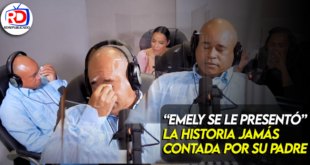 """Photo of """"Emely se le presento"""", La historia jamás contada por su padre"""