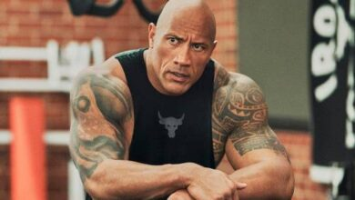 "Photo of Actor Dwayne 'Johnson ""La Roca"" anuncia su apoyo Biden en las elecciones"