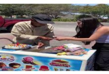 Photo of Solo pidió vender sus paletas